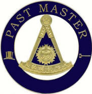Past Master 2 cut out car badge