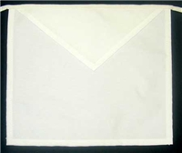 Macoy 13 x 15 inch Plain Cloth Aprons - Individually Sold