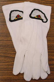 KNIGHTS TEMPLAR gloves