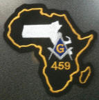 African Lodge #459 logo