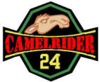 Camel Rider LOGO (available w/ Temple # or mini emblem)