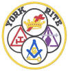 York Rite combo: International
