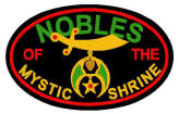 Choose from various options created for the well-styled NOBLE of the Mystic Shrine. Special designs also available for the Shriners of North America.