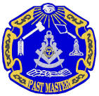 "Past Master ""buckle"""